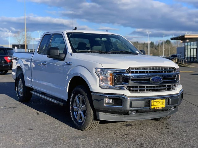 2019 F-150 Super Cab 4x4,  Pickup #F36028 - photo 5