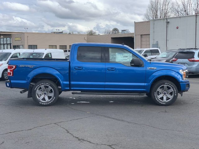 2019 F-150 SuperCrew Cab 4x4,  Pickup #F36048 - photo 5
