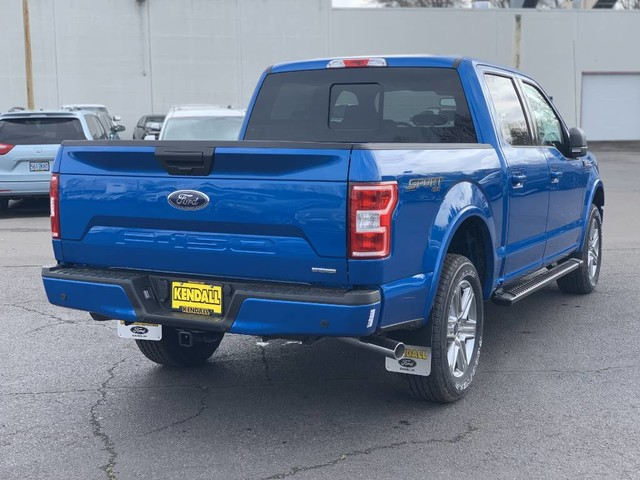 2019 F-150 SuperCrew Cab 4x4,  Pickup #F36048 - photo 6