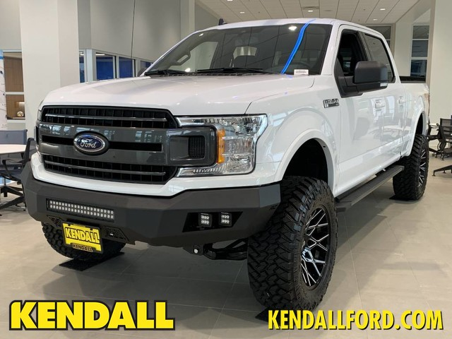 2019 F-150 SuperCrew Cab 4x4,  Pickup #F36076 - photo 1