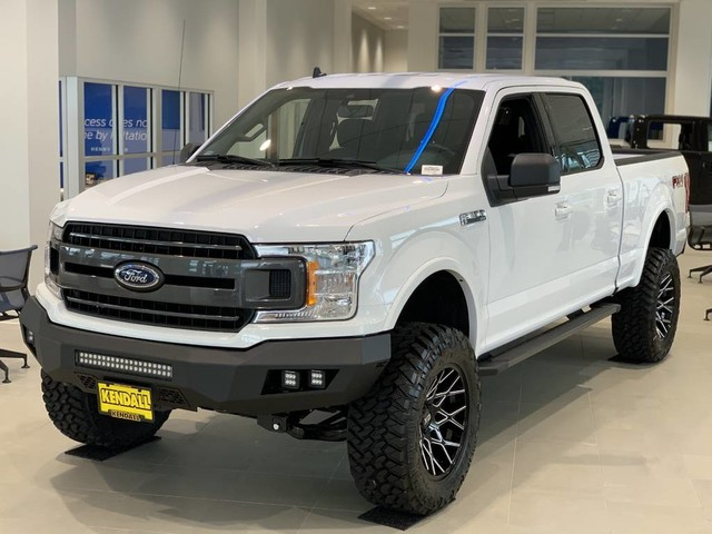 2019 F-150 SuperCrew Cab 4x4,  Pickup #F36076 - photo 17