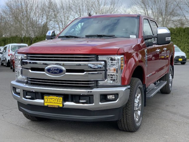 2019 F-350 Crew Cab 4x4,  Pickup #F36147 - photo 9