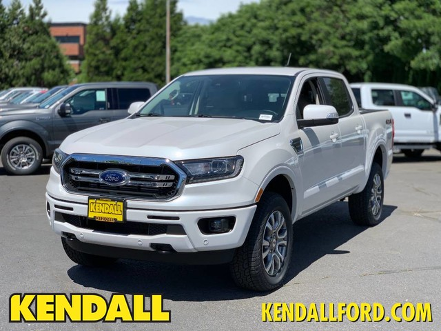 2019 Ranger SuperCrew Cab 4x4, Pickup #F36164 - photo 1