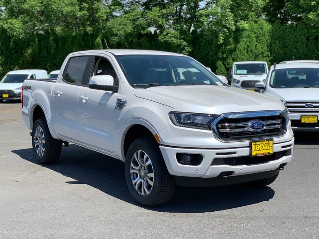 2019 Ranger SuperCrew Cab 4x4, Pickup #F36164 - photo 4
