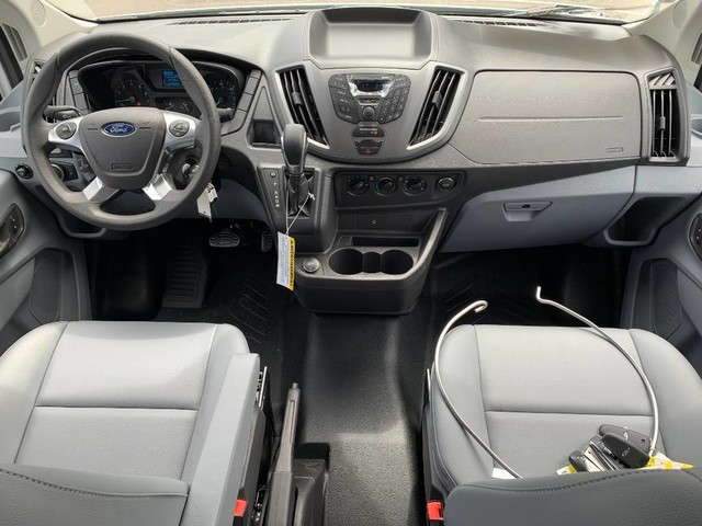 2019 Transit 250 Med Roof 4x2,  Empty Cargo Van #F36202 - photo 12