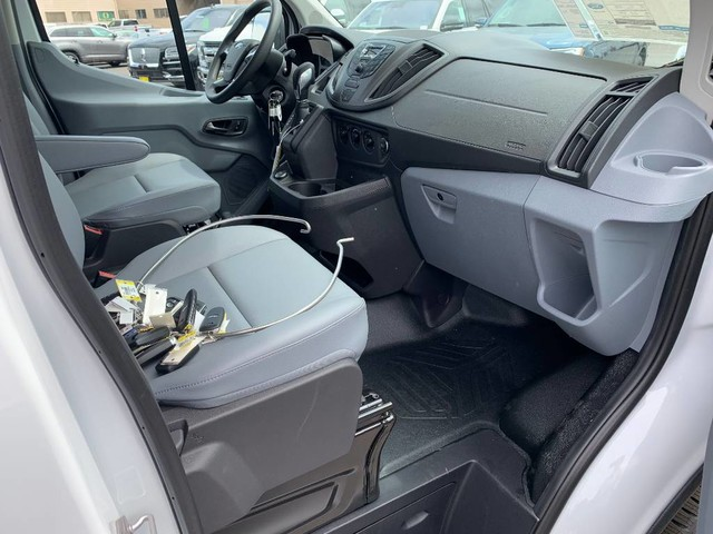 2019 Transit 250 Med Roof 4x2,  Empty Cargo Van #F36202 - photo 15
