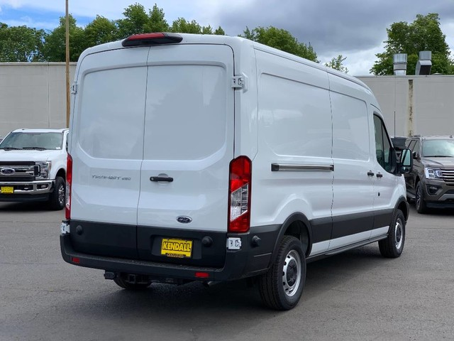 2019 Transit 250 Med Roof 4x2,  Empty Cargo Van #F36202 - photo 6
