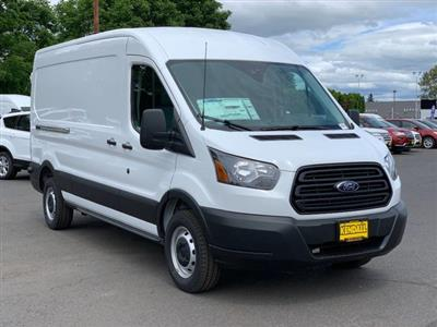 2019 Transit 250 Med Roof 4x2,  Empty Cargo Van #F36202 - photo 4