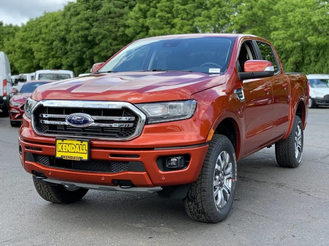 2019 Ranger SuperCrew Cab 4x4, Pickup #F36215 - photo 3