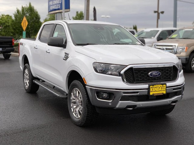 2019 Ranger SuperCrew Cab 4x4, Pickup #F36247 - photo 4