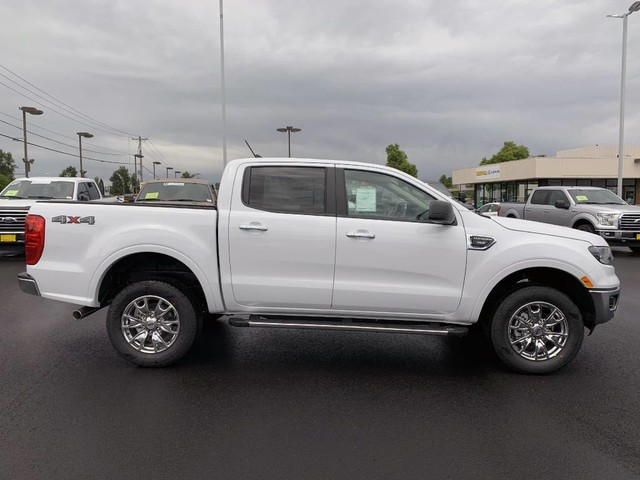 2019 Ford Ranger SuperCrew Cab 4x4, Pickup #F36247 - photo 4