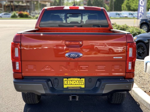 2019 Ranger SuperCrew Cab 4x4, Pickup #F36265 - photo 9