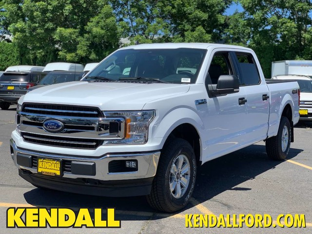 2019 F-150 SuperCrew Cab 4x4,  Pickup #F36270 - photo 1