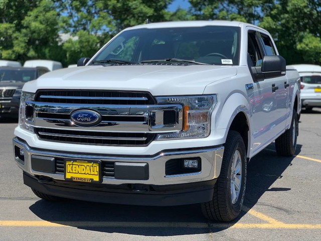 2019 F-150 SuperCrew Cab 4x4,  Pickup #F36270 - photo 3