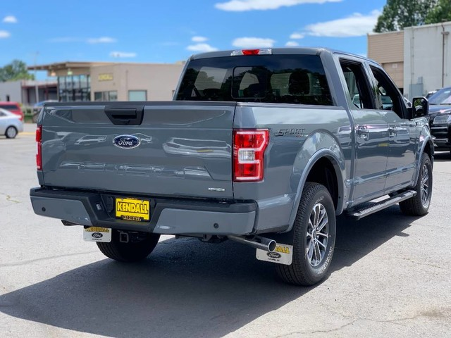 2019 F-150 SuperCrew Cab 4x4,  Pickup #F36272 - photo 6