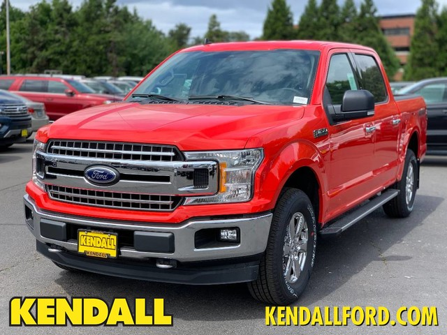 2019 F-150 SuperCrew Cab 4x4,  Pickup #F36295 - photo 1
