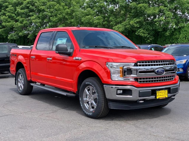 2019 F-150 SuperCrew Cab 4x4, Pickup #F36295 - photo 4