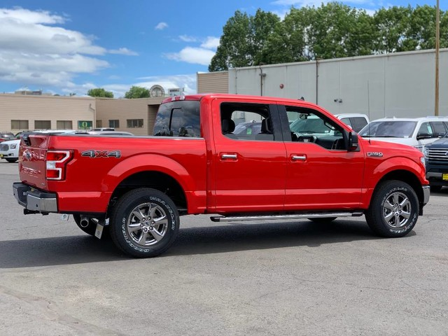 2019 F-150 SuperCrew Cab 4x4, Pickup #F36304 - photo 5