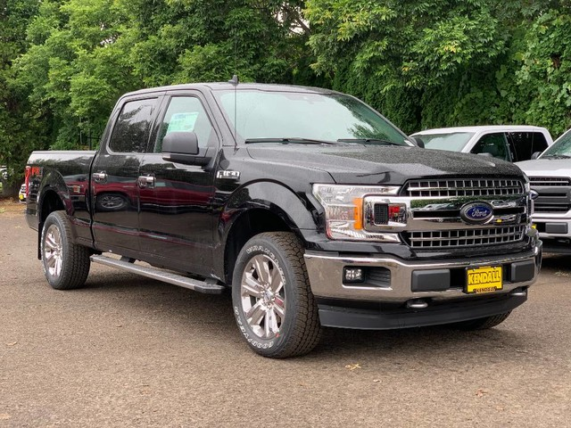 2019 F-150 SuperCrew Cab 4x4,  Pickup #F36342 - photo 4