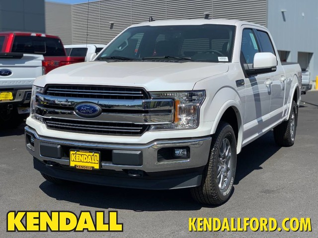 2019 F-150 SuperCrew Cab 4x4,  Pickup #F36343 - photo 1