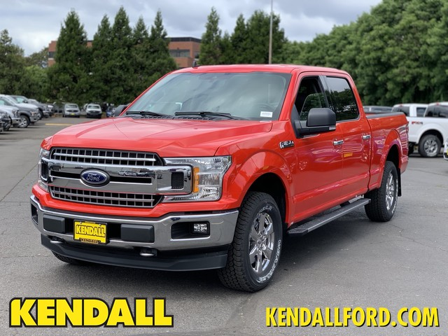 2019 F-150 SuperCrew Cab 4x4,  Pickup #F36346 - photo 1