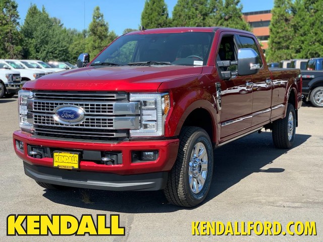 2019 F-350 Crew Cab 4x4,  Pickup #F36358 - photo 1