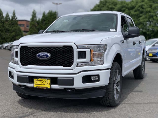 2019 F-150 SuperCrew Cab 4x4,  Pickup #F36360 - photo 3
