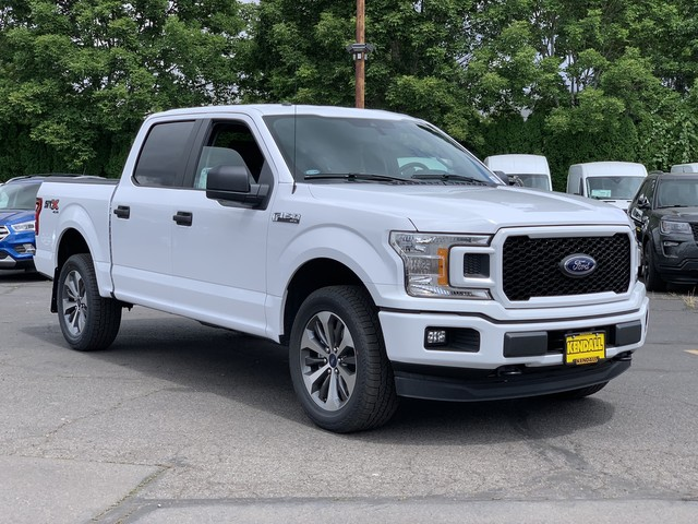 2019 F-150 SuperCrew Cab 4x4,  Pickup #F36360 - photo 5