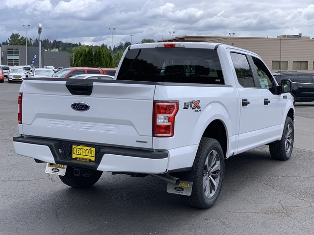 2019 F-150 SuperCrew Cab 4x4,  Pickup #F36360 - photo 7