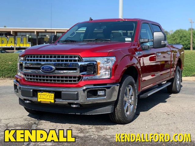 2019 F-150 SuperCrew Cab 4x4,  Pickup #F36383 - photo 1