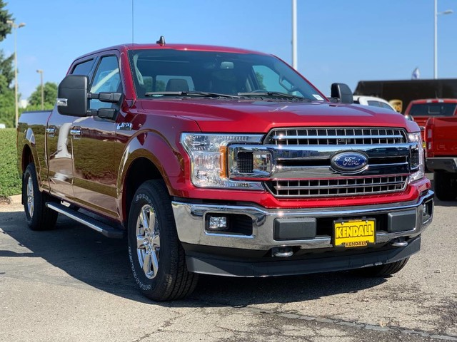 2019 F-150 SuperCrew Cab 4x4,  Pickup #F36383 - photo 4