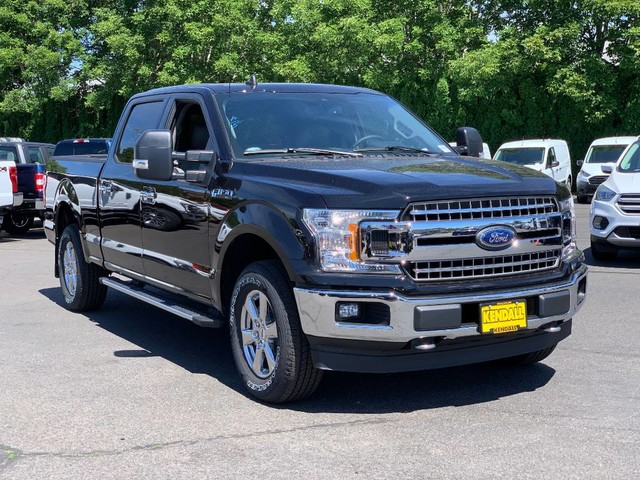 2019 F-150 SuperCrew Cab 4x4, Pickup #F36384 - photo 5