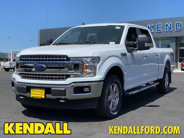 2019 F-150 SuperCrew Cab 4x4,  Pickup #F36388 - photo 1