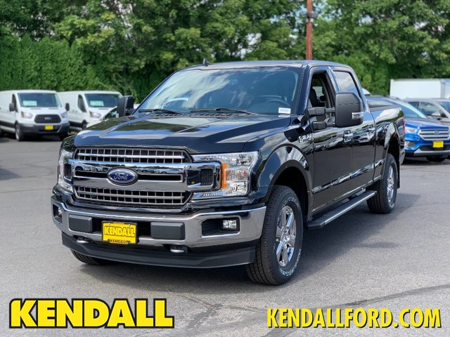 2019 F-150 SuperCrew Cab 4x4,  Pickup #F36400 - photo 1