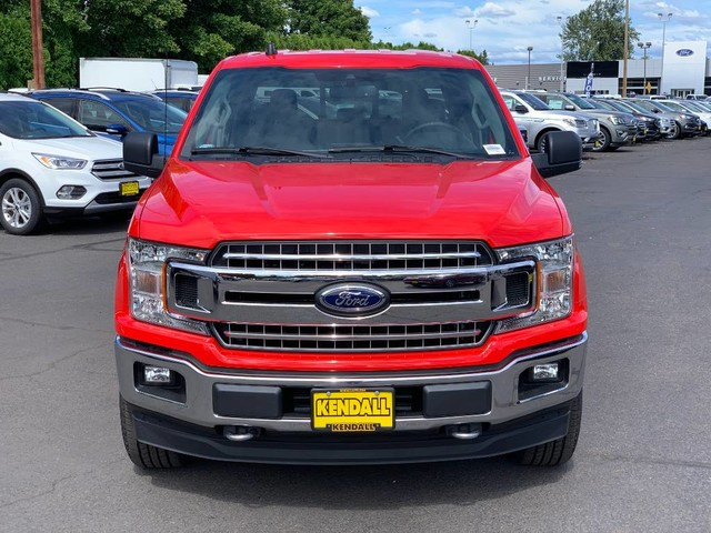 2019 F-150 SuperCrew Cab 4x4, Pickup #F36411 - photo 3