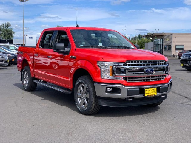 2019 F-150 SuperCrew Cab 4x4, Pickup #F36411 - photo 4