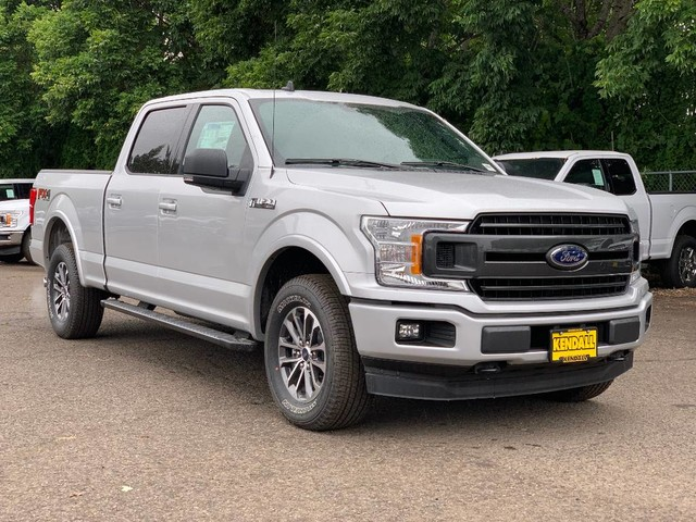 2019 F-150 SuperCrew Cab 4x4,  Pickup #F36415 - photo 4
