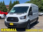 2019 Transit 250 Med Roof 4x2,  Empty Cargo Van #F36440 - photo 1