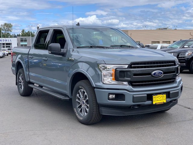 2019 F-150 SuperCrew Cab 4x4,  Pickup #F36441 - photo 5