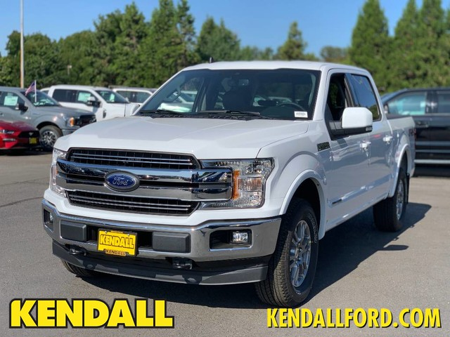 2019 F-150 SuperCrew Cab 4x4, Pickup #F36470 - photo 1