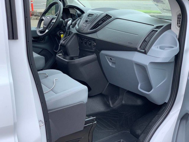 2019 Transit 250 Med Roof 4x2,  Empty Cargo Van #F36471 - photo 18