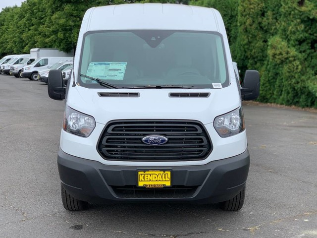 2019 Transit 250 Med Roof 4x2,  Empty Cargo Van #F36471 - photo 3