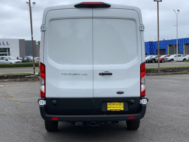 2019 Transit 250 Med Roof 4x2,  Empty Cargo Van #F36471 - photo 7