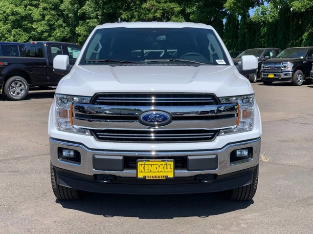 2019 F-150 SuperCrew Cab 4x4, Pickup #F36478 - photo 3