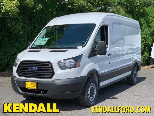 2019 Transit 250 Med Roof 4x2,  Empty Cargo Van #F36479 - photo 1