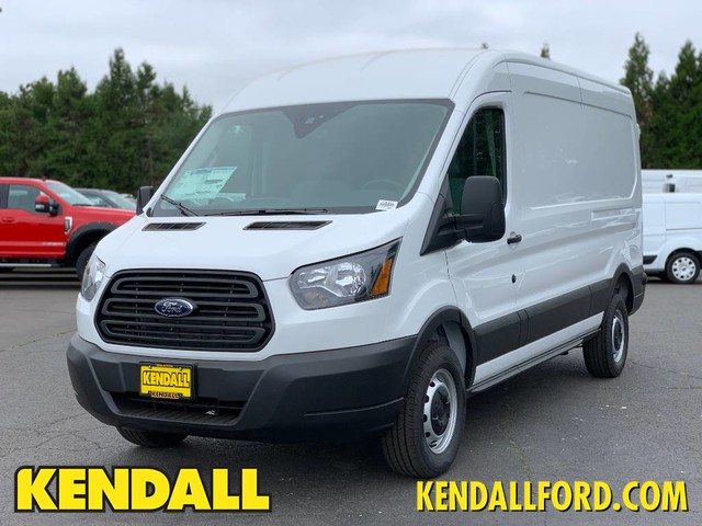 2019 Transit 250 Med Roof 4x2,  Empty Cargo Van #F36482 - photo 1