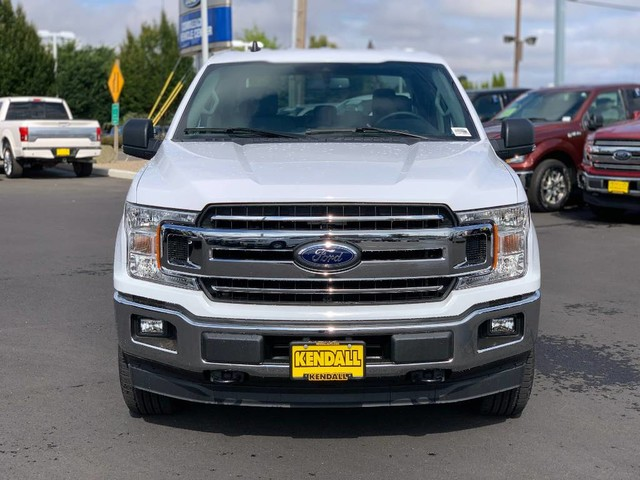 2019 F-150 SuperCrew Cab 4x4, Pickup #F36490 - photo 3