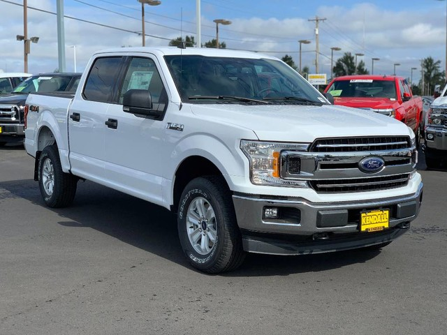 2019 F-150 SuperCrew Cab 4x4, Pickup #F36490 - photo 4