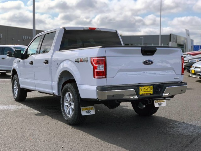 2019 F-150 SuperCrew Cab 4x4, Pickup #F36490 - photo 2