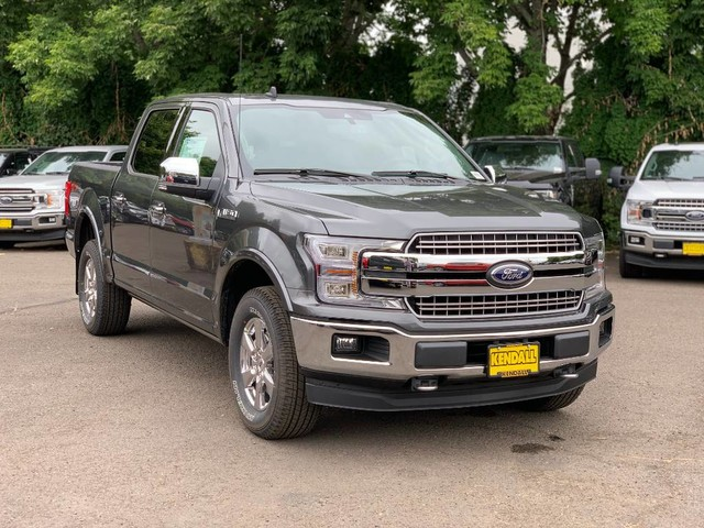2019 F-150 SuperCrew Cab 4x4,  Pickup #F36530 - photo 4